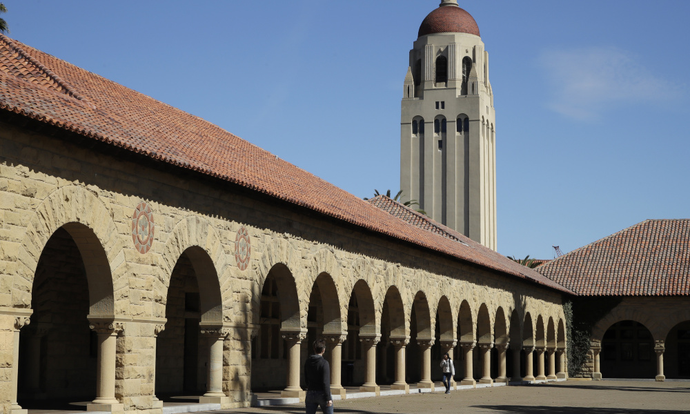 Stanford University responds to bribery case, expelling student.