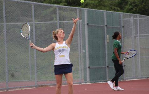 Girls tennis serves up their season