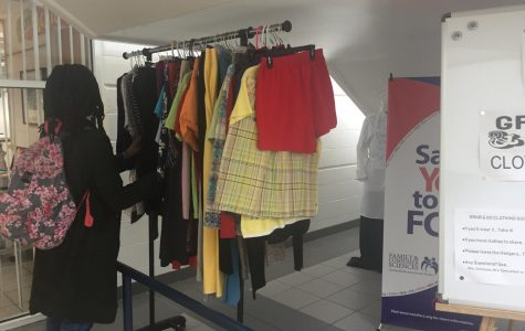 Giving old clothes new life, FCCA Club starts new initiative