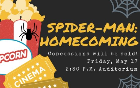 SCA hosts first movie night