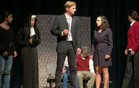 Theatre classes finish year with on-stage project