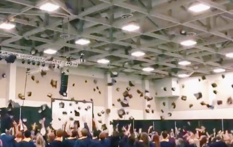 Graduation elation, graduates receive long-awaited diplomas
