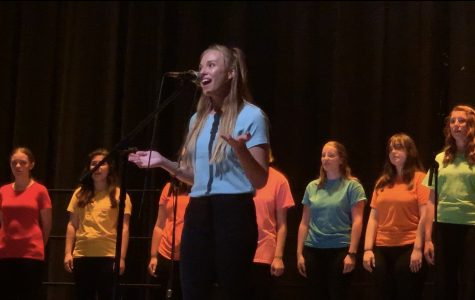 Chorus 'remembers the stars' at spring concert