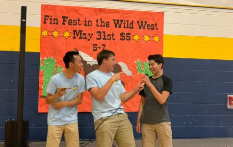 SCA holds annual Fin Fest