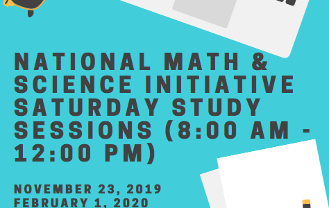 National Math & Science Initiative study sessions to be held at Ocean Lakes