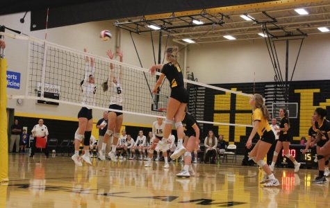 Girls volleyball falls short of rival Kellam