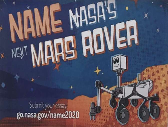 A+picture+of+the+Mars+Rover+contest+held+by+NASA+taken+in+the+new+wing.