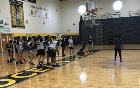 Girls basketball gears up for season ahead