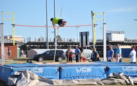 Pole vaulters displaced in absence of coach