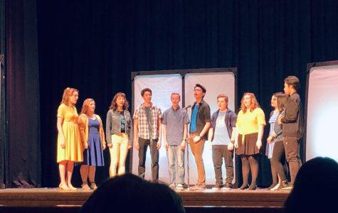 Twenty-three talents take the stage