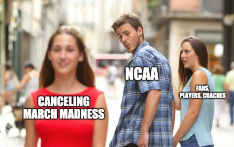 Despite fan and player disappointment, the NCAA canceled March Madness.