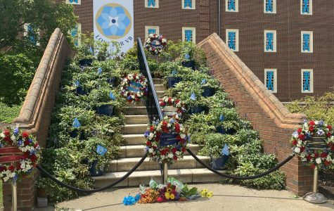 Virginia Beach has a memorial on Court House Drive for all of the victims we lost on this day