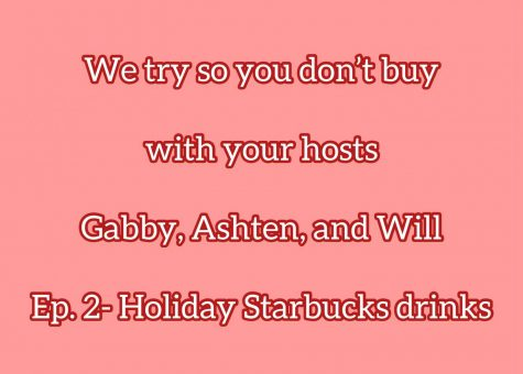 We try so you don't buy: Holiday Starbucks Edition