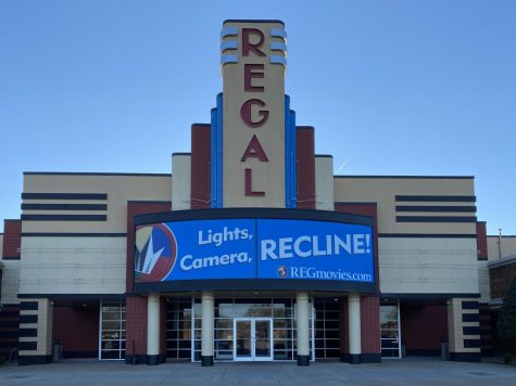 Strawbridge Regal Theater has been closed since Oct. 2020.