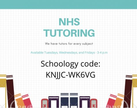 National Honor Society offers virtual tutoring sessions