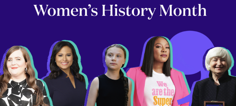 The Skimm, in partnership with Hulu, celebrated women during the month of March. Some names featured were Kristen Welker, Chief White House Correspondent and Co-Anchor, Alicia Garza, Co-Founder of the Black Lives Matter Global Network, and Dr. Kathrin Jansen, head of Vaccine Research at Pfizer.