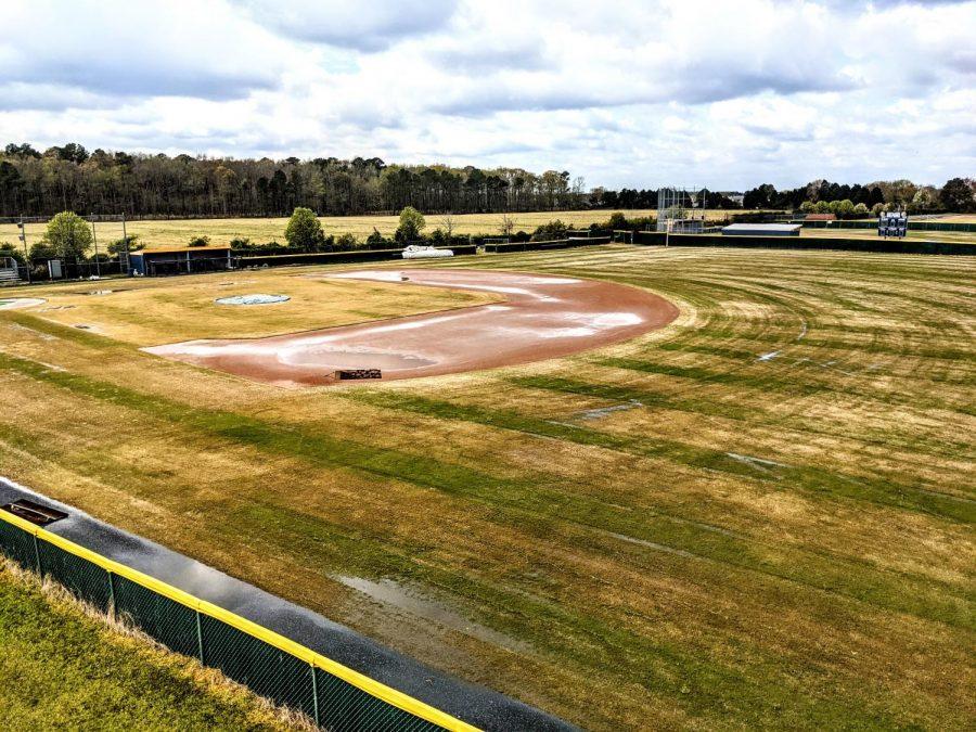 Ocean Lakes baseball will begin their season on April 27.