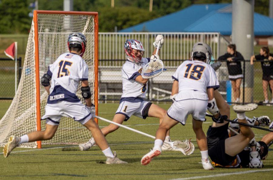 Lacrosse team faces defeat against Kellam Knights