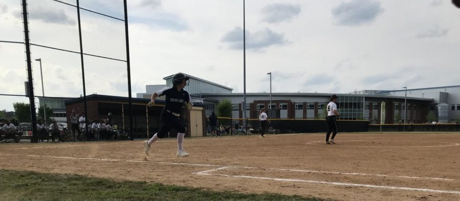 Softball swings into action